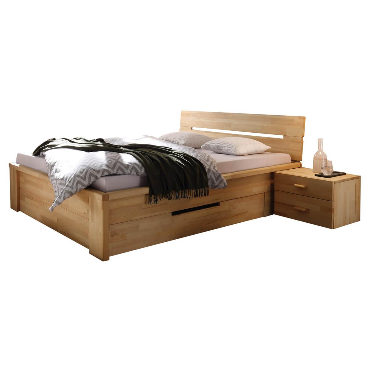 Ikea bett 140x200 mit schubladen  Bett 160x200 Mit Schubladen ~ Innenarchitektur und Möbel Inspiration