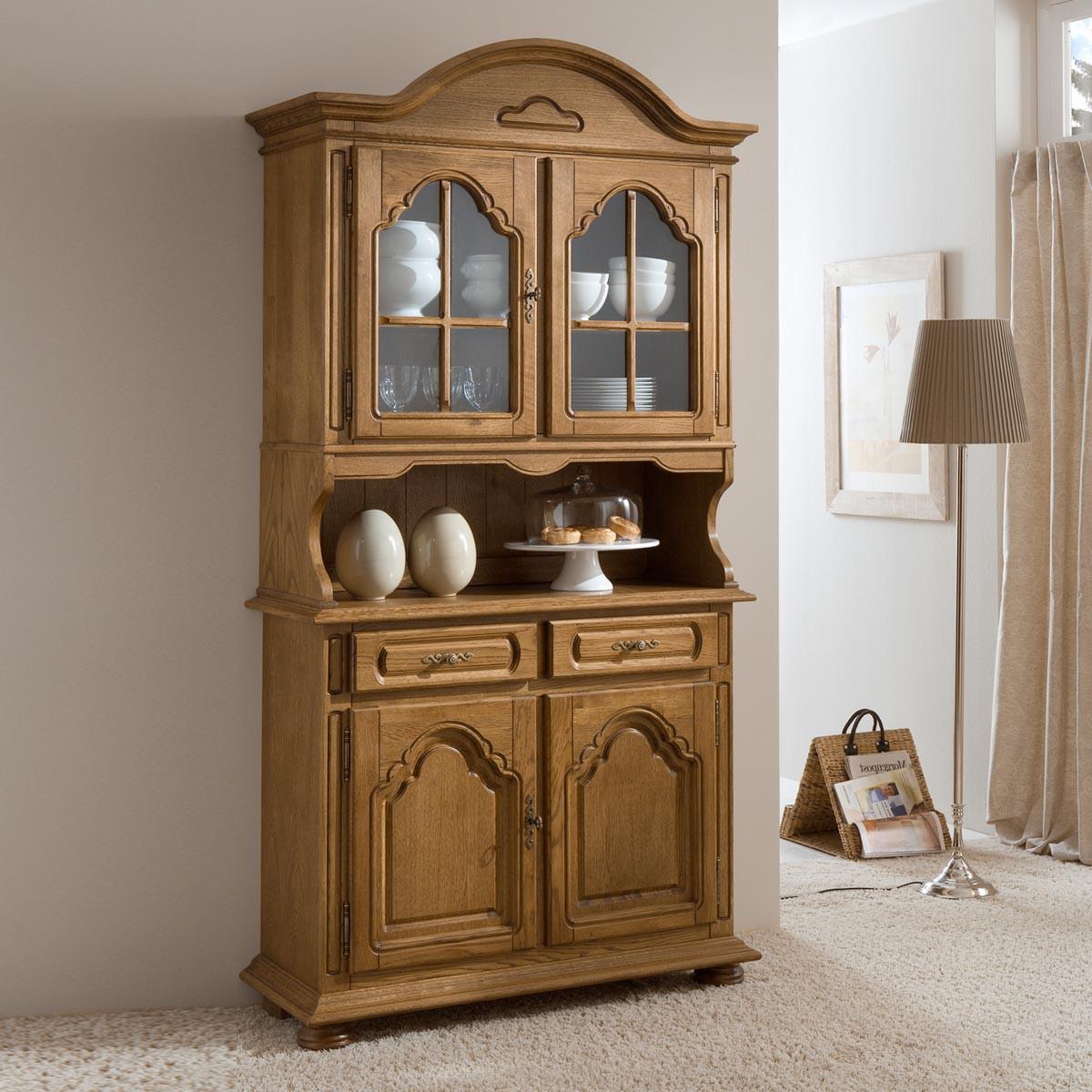 buffet bonita in eiche rustikal. Black Bedroom Furniture Sets. Home Design Ideas