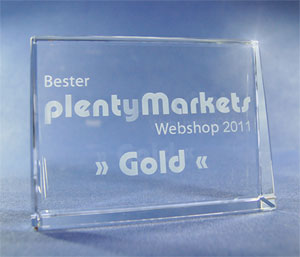 Möbel-Ideal gewinnt den Bester plentyMarkets Webshop 2011