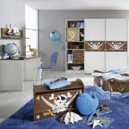 spielzeugtruhe truhe spielzeug schatztruhe kinderzimmer. Black Bedroom Furniture Sets. Home Design Ideas