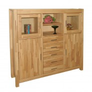 vitrinenschrank anrichte highboard sideboard graz. Black Bedroom Furniture Sets. Home Design Ideas