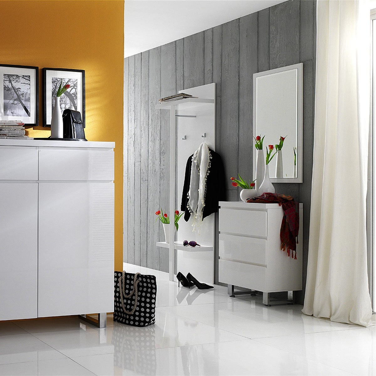 sonoma eiche paneele interessante ideen f r. Black Bedroom Furniture Sets. Home Design Ideas