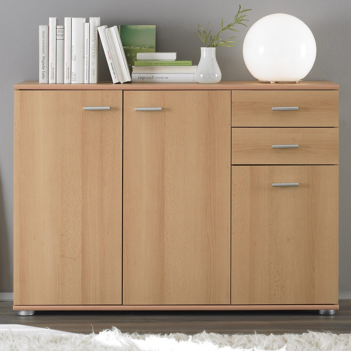 poco sideboard kommode interessante ideen f r die gestaltung eines raumes in. Black Bedroom Furniture Sets. Home Design Ideas