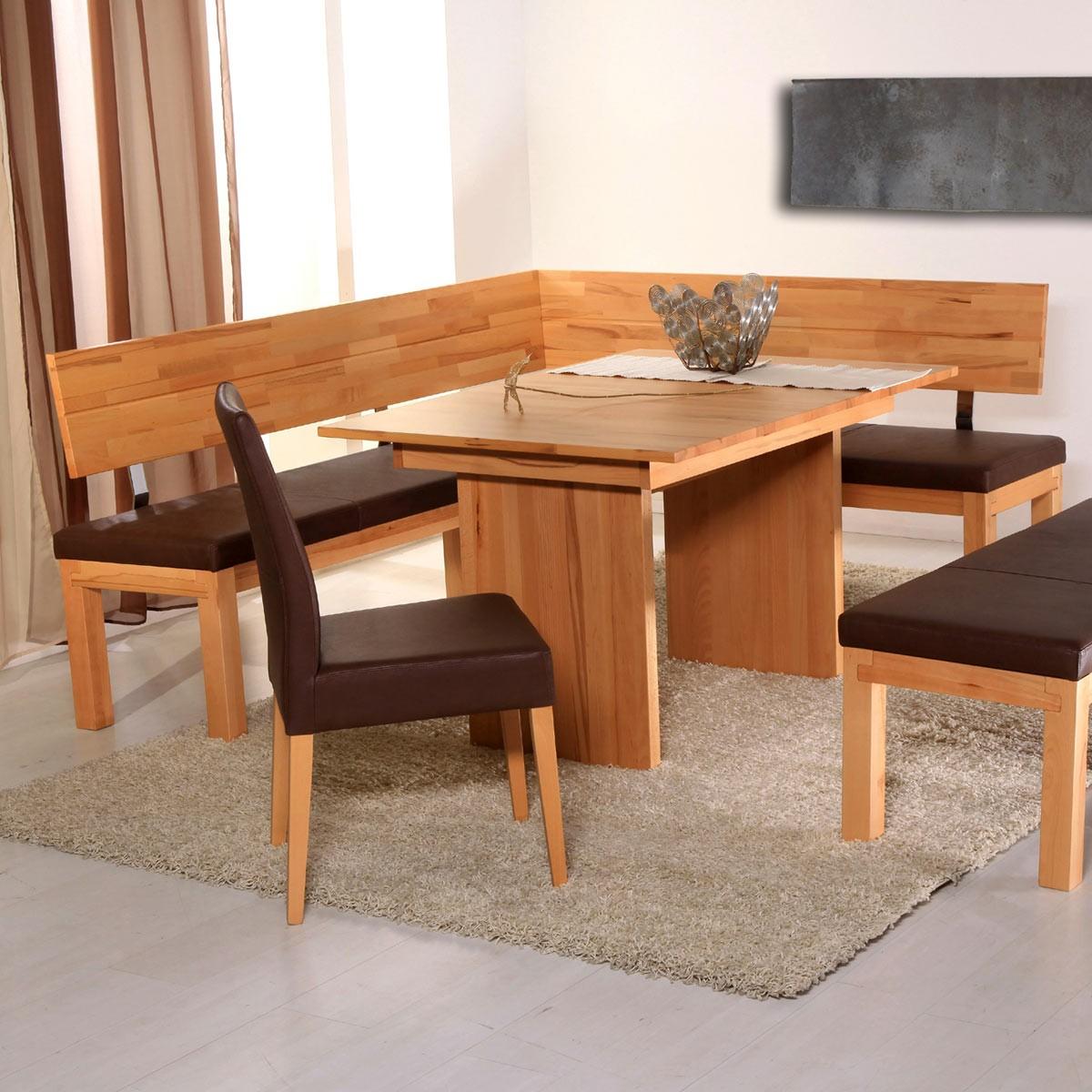 eckbank rustikal leder neuesten design. Black Bedroom Furniture Sets. Home Design Ideas