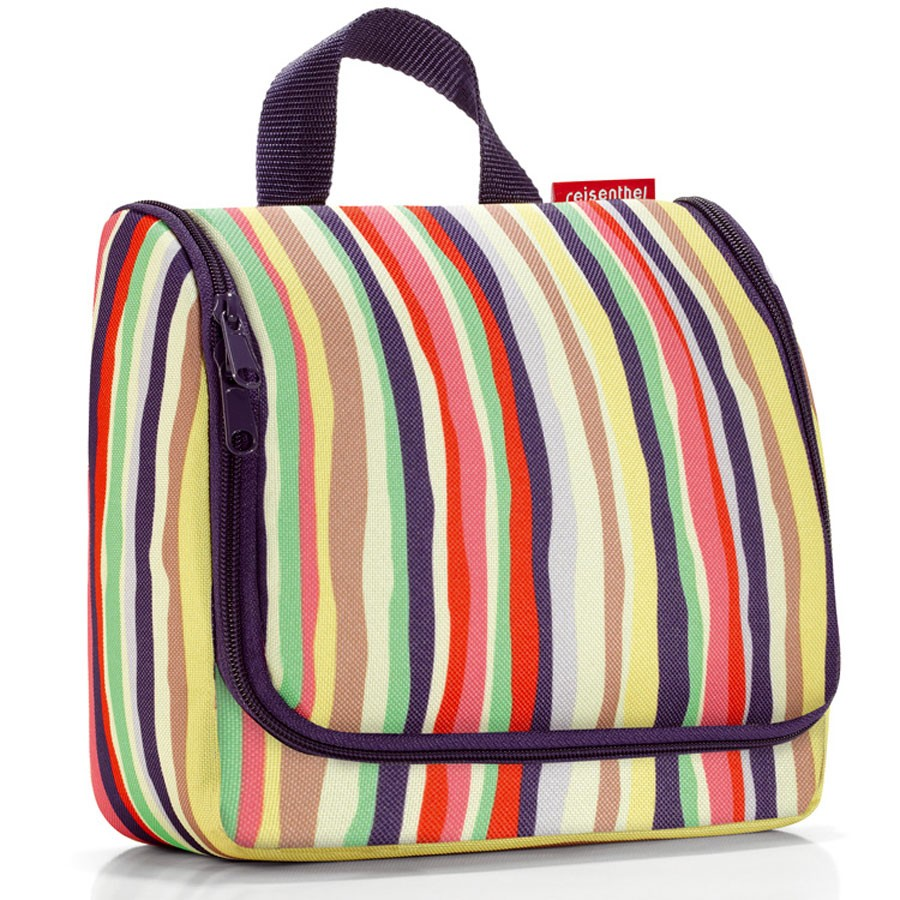 Toiletbag in Stripes