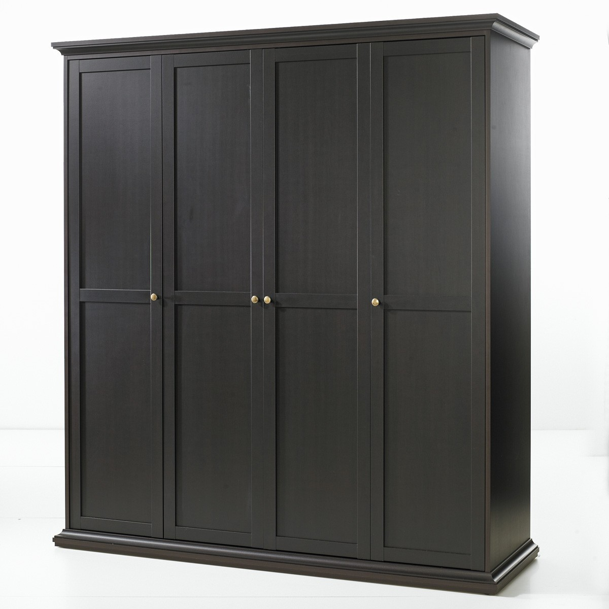 levivo transportabler kleiderschrank mit vielen f chern. Black Bedroom Furniture Sets. Home Design Ideas