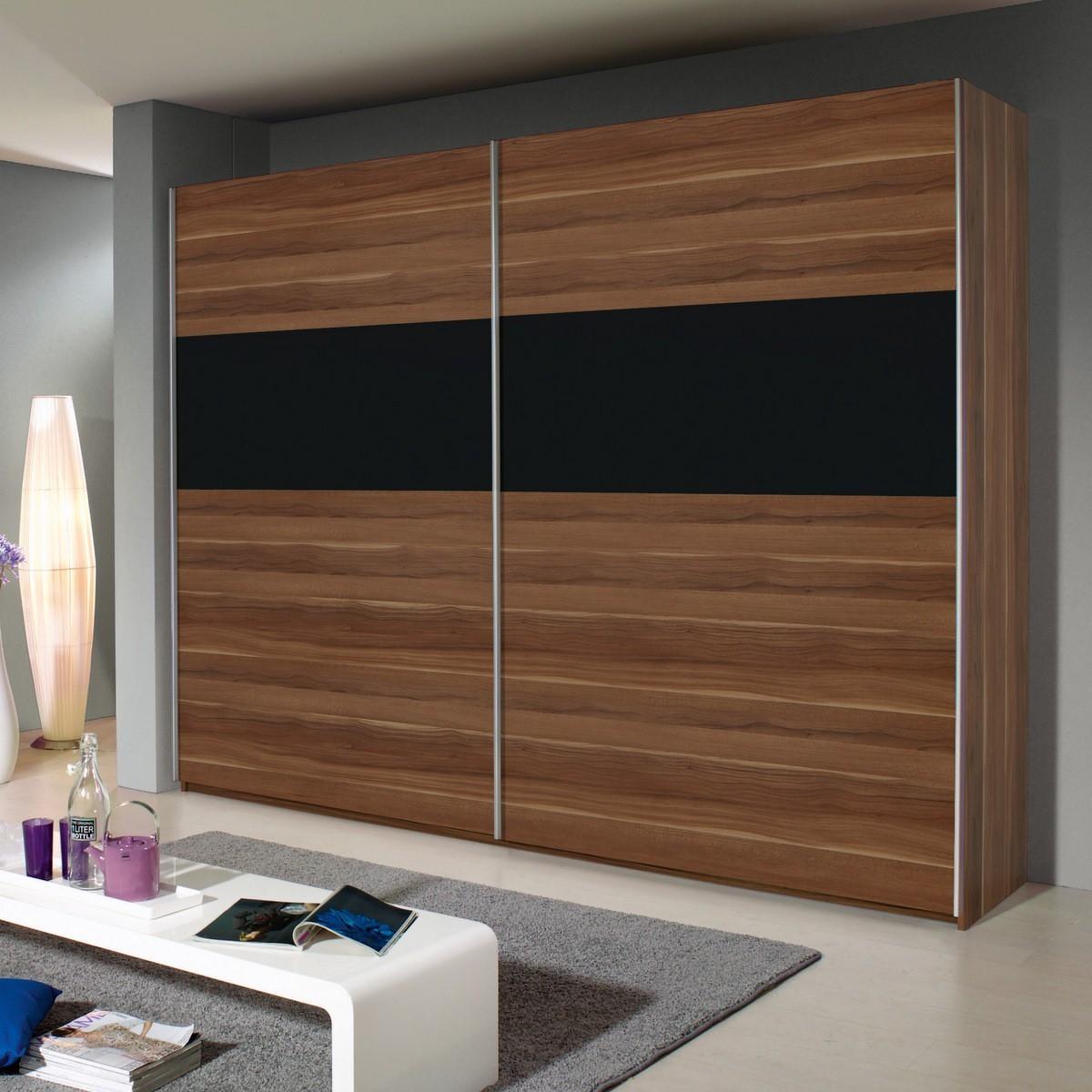 rauch schwebet renschrank nussbaum. Black Bedroom Furniture Sets. Home Design Ideas