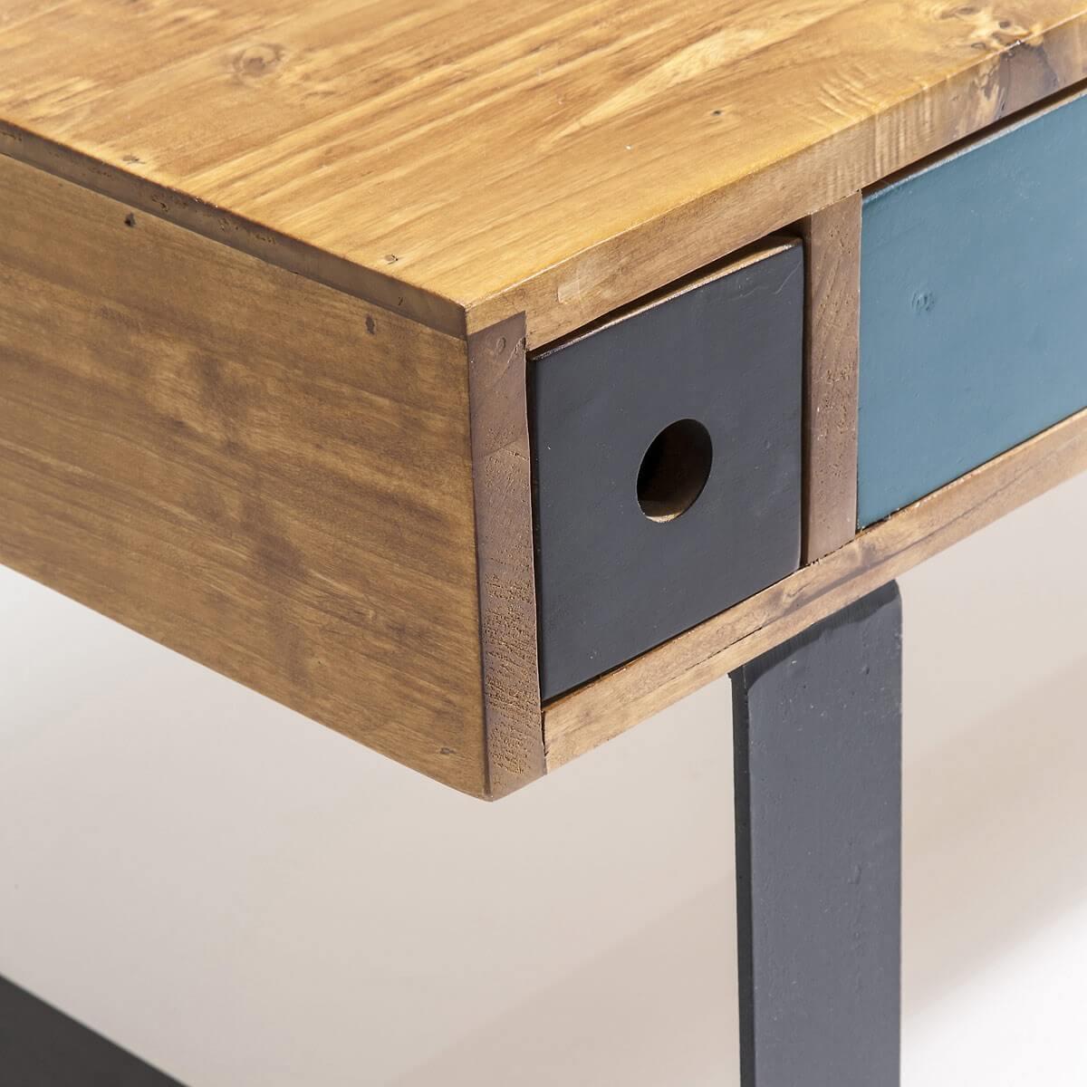 Couchtisch Babalou von Kare Design in Braun  Bunt