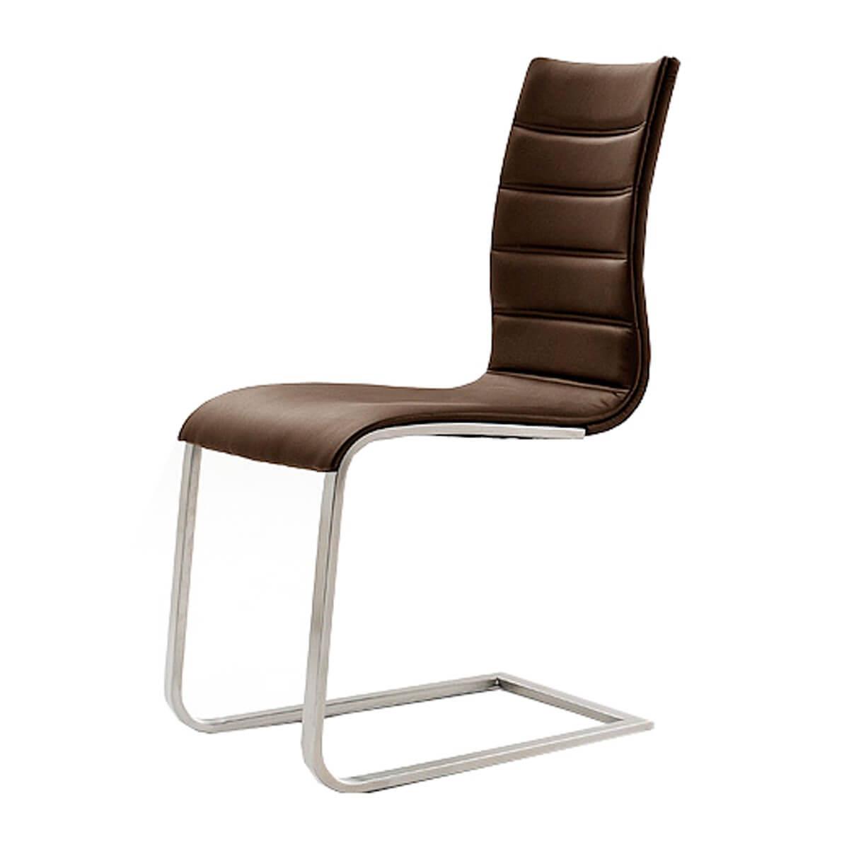 schwingstuhl esszimmerstuhl freischwinger stuhl kunstleder. Black Bedroom Furniture Sets. Home Design Ideas