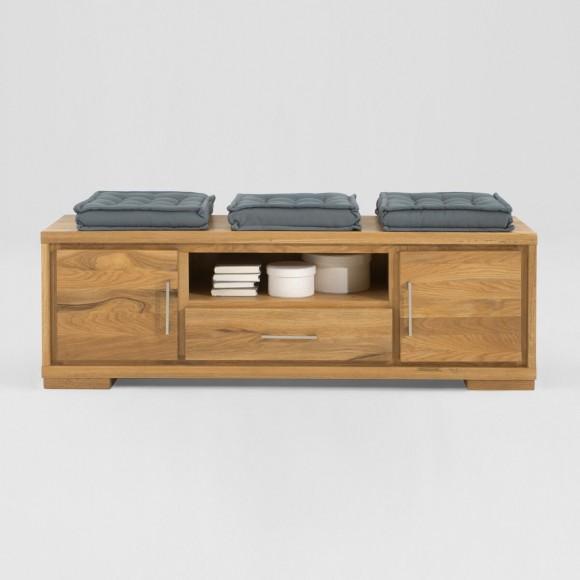 m bel aus eichenholz. Black Bedroom Furniture Sets. Home Design Ideas