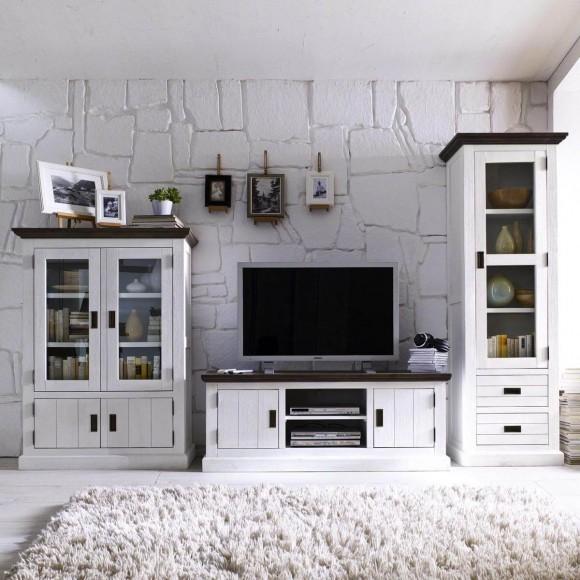 Wohnzimmermöbel Holz Weiß ~ Landhausstil Wohnzimmermöbel landhausstil wohnzimmermöbel