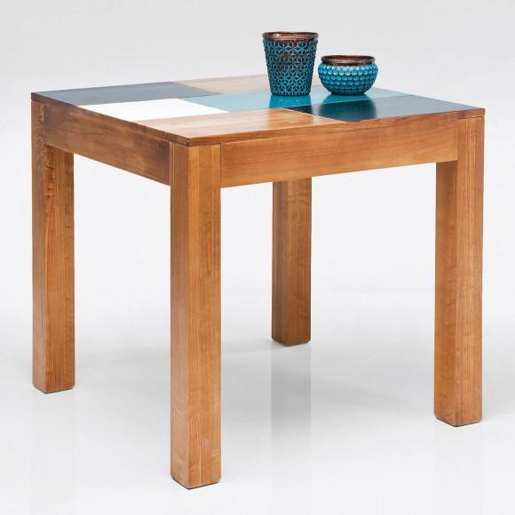 Tisch online kaufen vorsandkostenfrei bei m bel ideal for Designer esstisch 80x80
