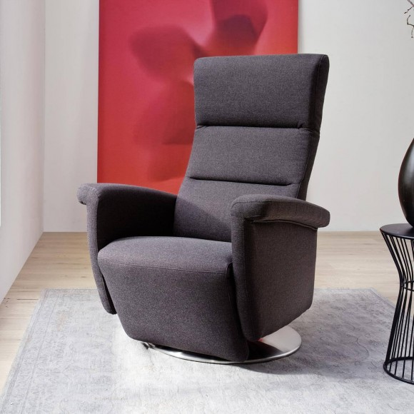 Relaxsessel versandkostenfrei bei m bel ideal bestellen for Relaxsessel grau stoff
