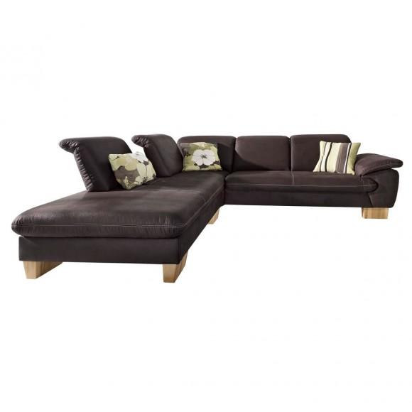 ecksofa wildlederoptik inspirierendes design f r wohnm bel. Black Bedroom Furniture Sets. Home Design Ideas
