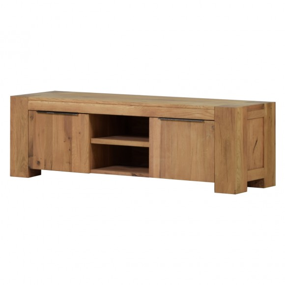 tv lowboard granby in eiche white wash 160 cm. Black Bedroom Furniture Sets. Home Design Ideas