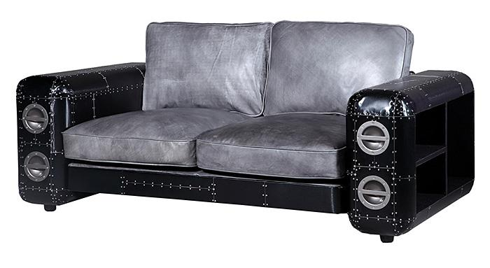 ein ledersofa designsofa oder doch besser multifunktionalit t. Black Bedroom Furniture Sets. Home Design Ideas