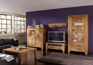 landhausstil weis wohnwand die neuesten innenarchitekturideen. Black Bedroom Furniture Sets. Home Design Ideas