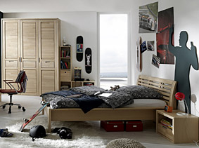 m bel aus birkenholz. Black Bedroom Furniture Sets. Home Design Ideas