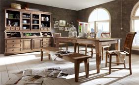 Teakholz Möbel Wohnzimmer