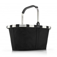 Reisenthel Carrybag Einkaufskorb in Schwarz