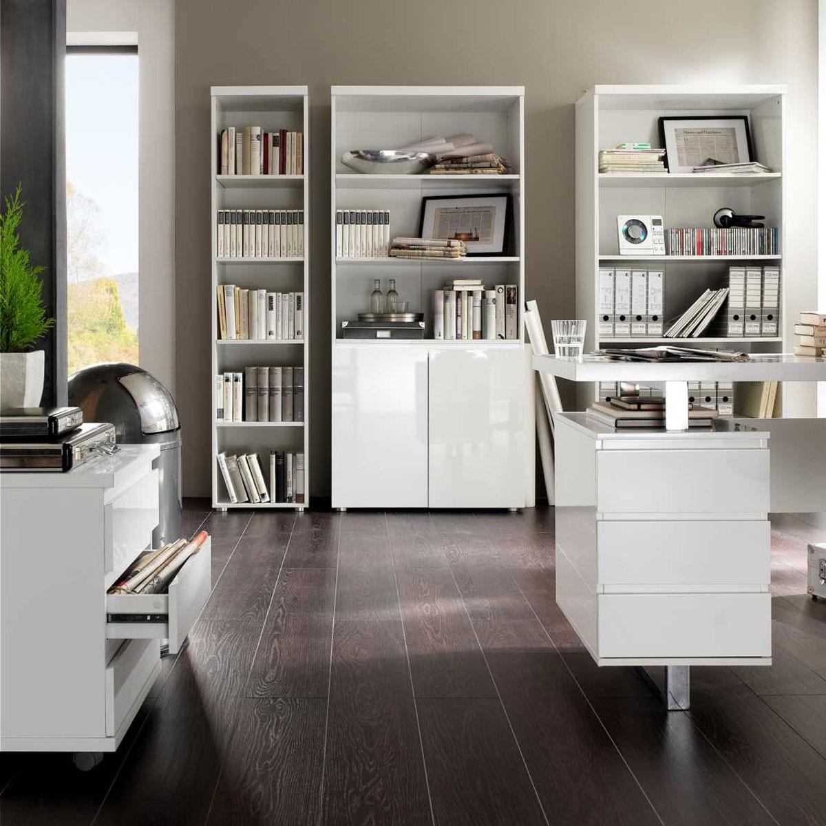 rollcontainer riesa in akazie massivholz weiss braun b2b trade. Black Bedroom Furniture Sets. Home Design Ideas