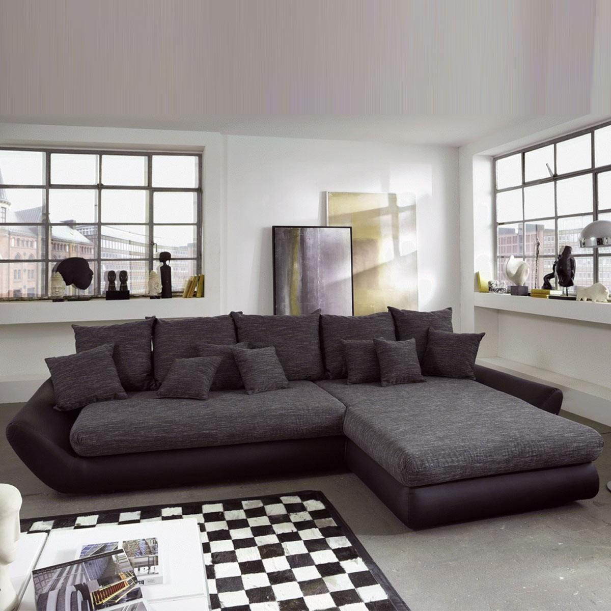 Sofagarnituren home immoviva design und luxus f r ihr for Wohnlandschaft lederoptik
