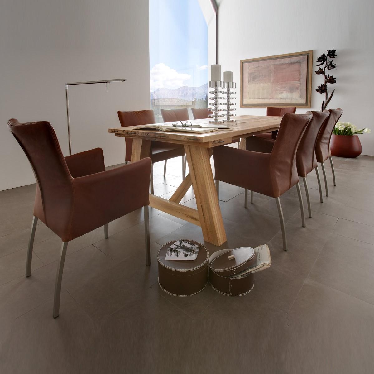 Wandtisch culter mit 2 hocker in hochglanz weiss for Esstisch 50x50