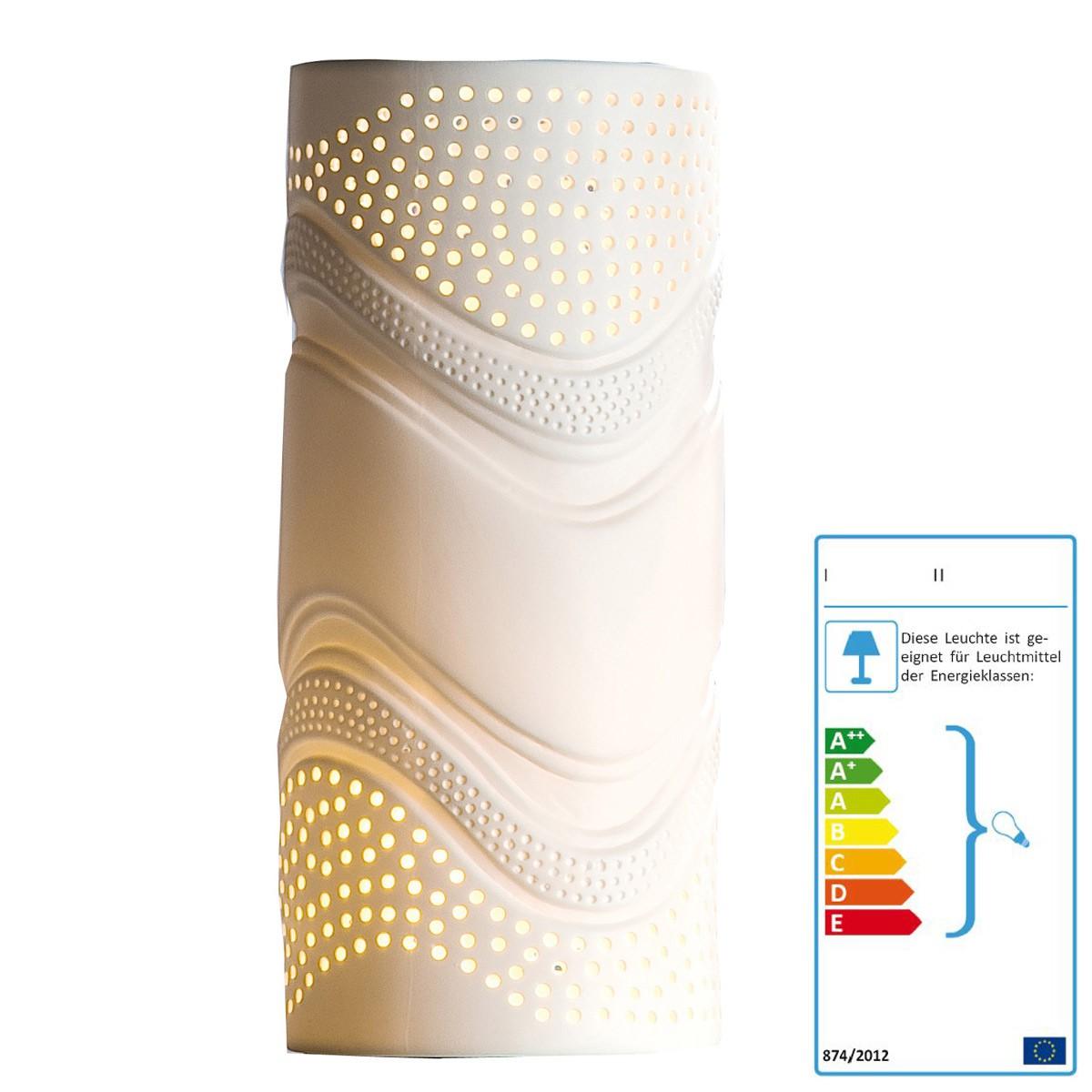 Keramik lampe wei glas pendelleuchte modern for Billige deckenlampen