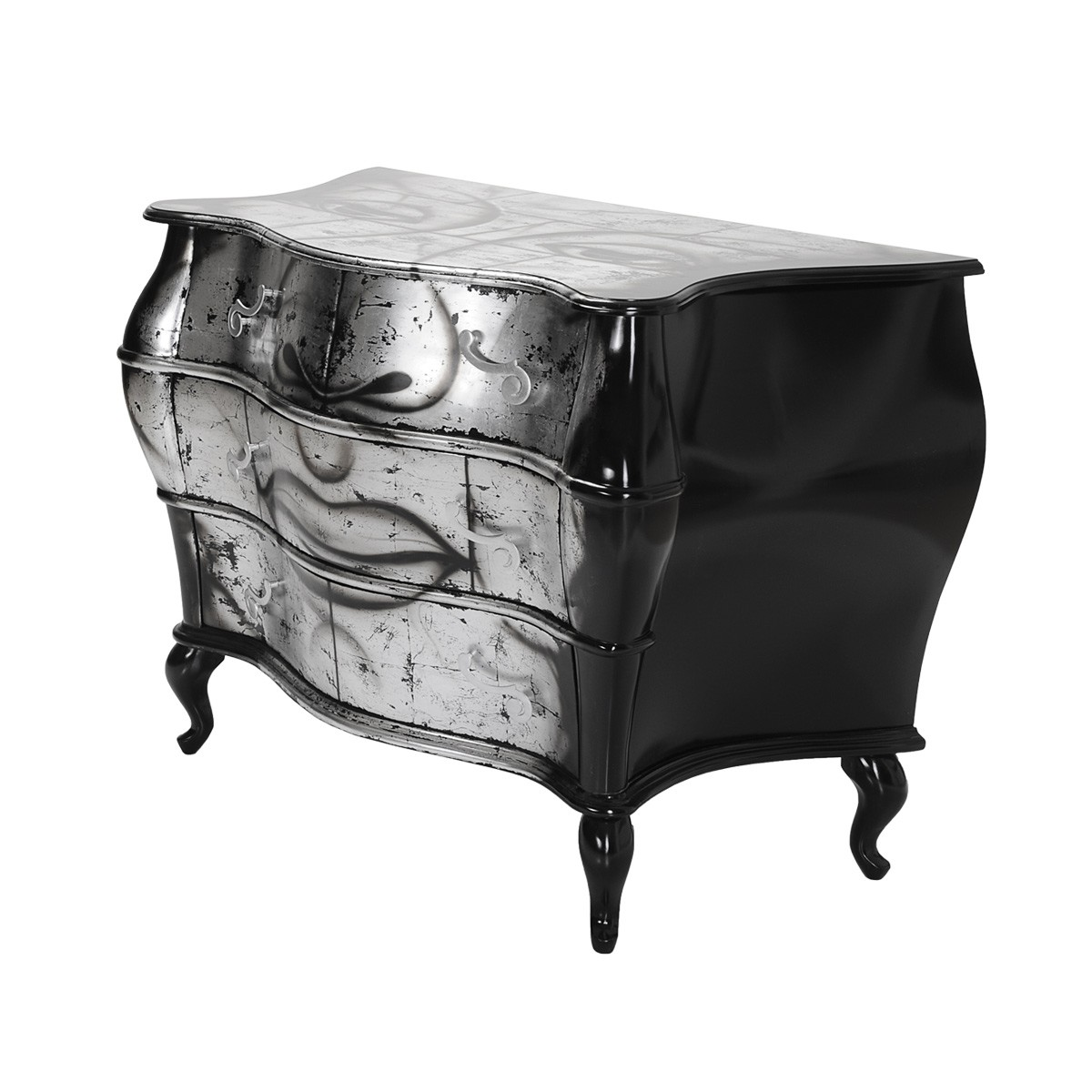 kommode barock silber kommode barock mahagoni massiv. Black Bedroom Furniture Sets. Home Design Ideas