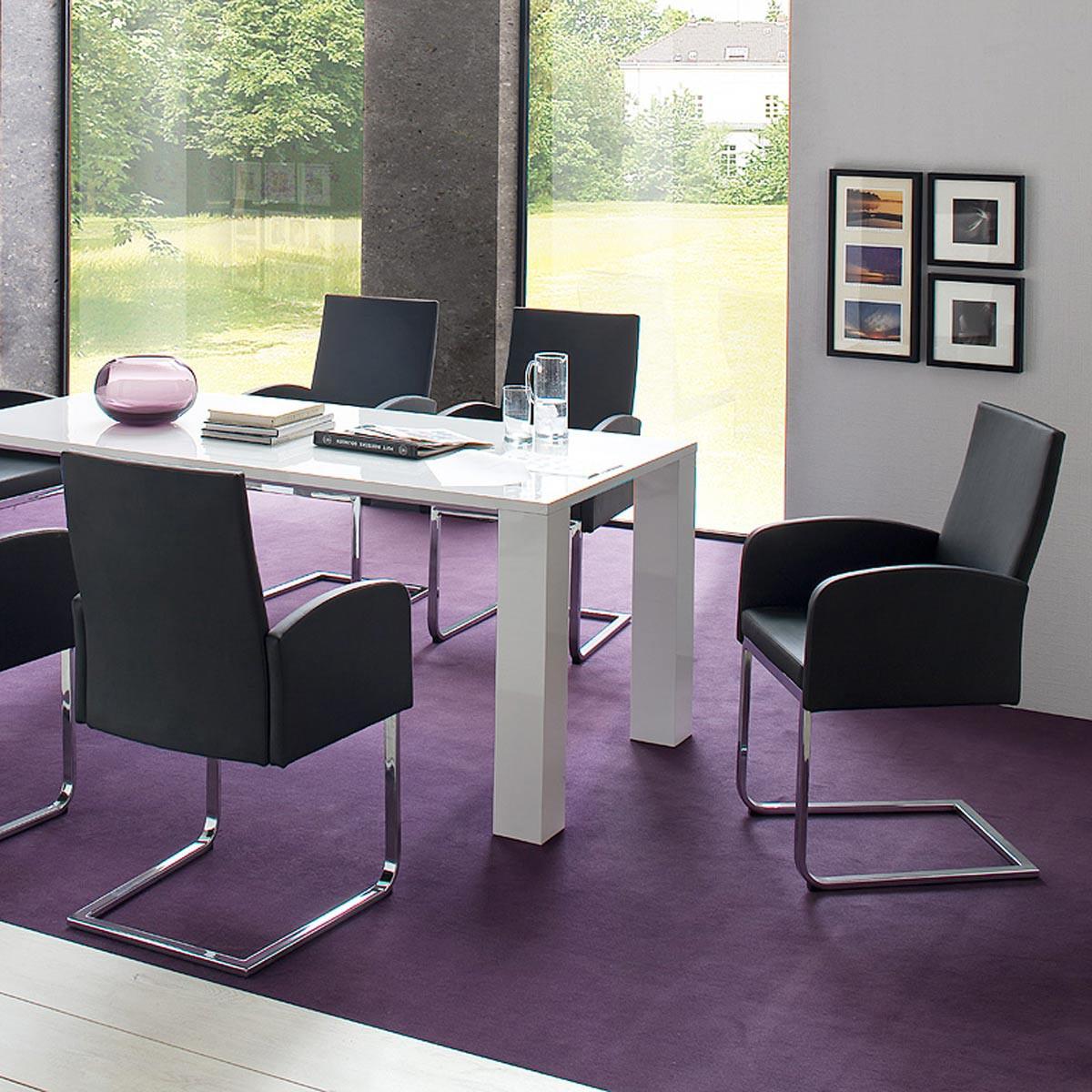 Freischwinger home immoviva design und luxus f r ihr for Design schwingstuhl