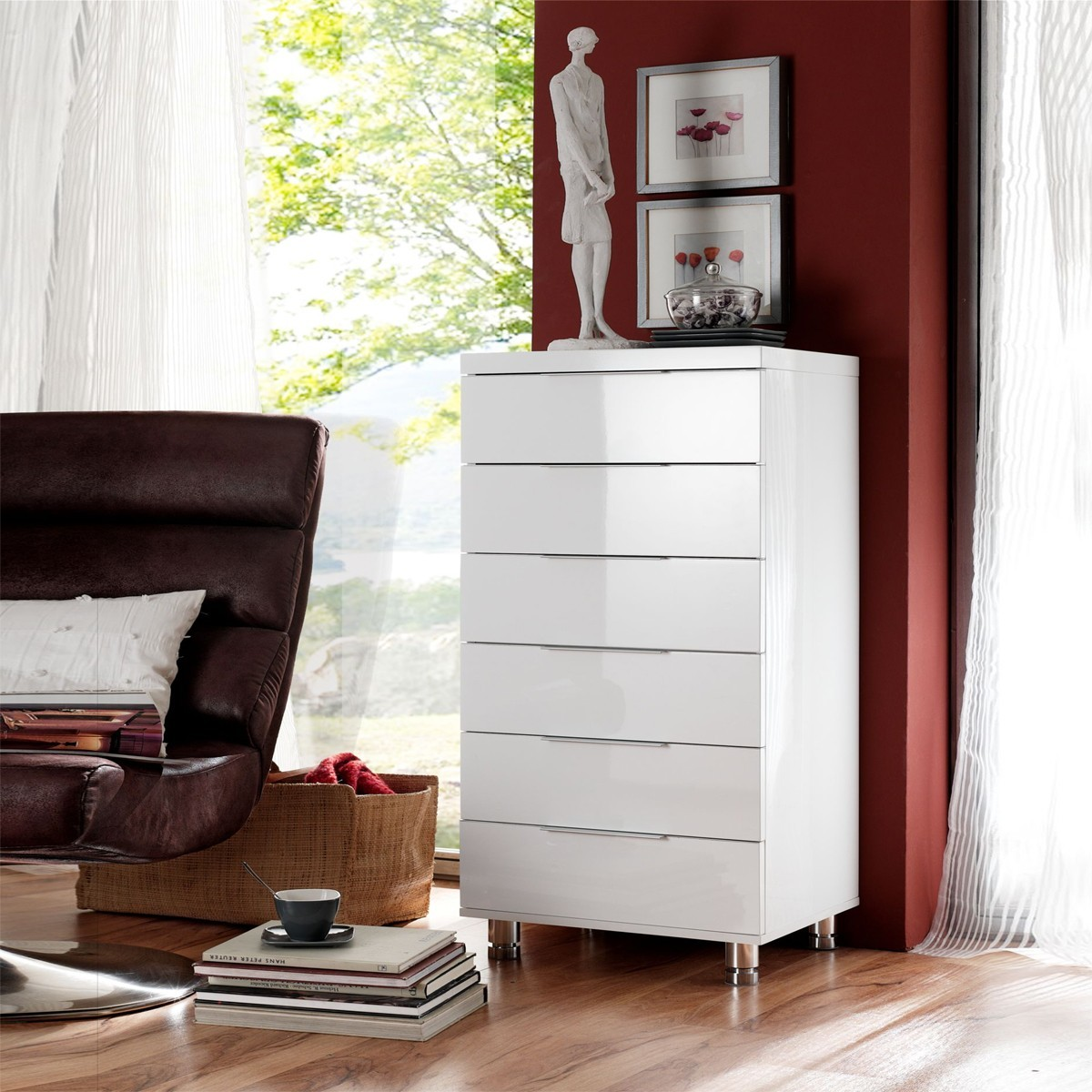 sideboard nussbaum wei hochglanz sideboard nussbaum wei hochglanz mailand weiss hgl x with. Black Bedroom Furniture Sets. Home Design Ideas