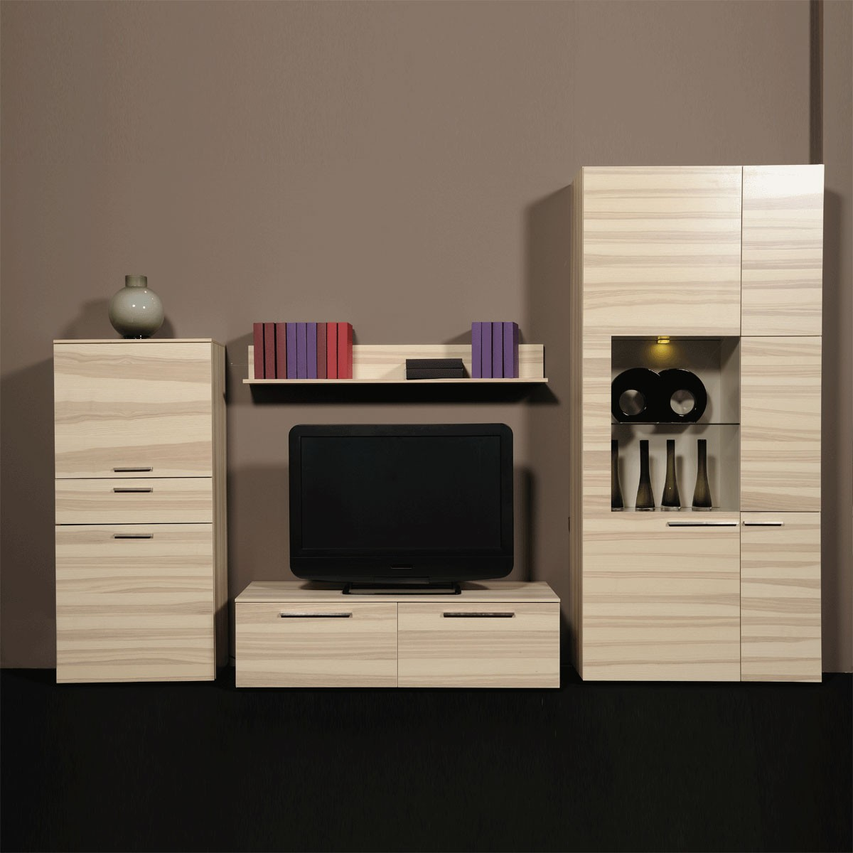 wandregal sandgrau interessante ideen f r. Black Bedroom Furniture Sets. Home Design Ideas