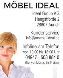 Kundenservice und Kontakt